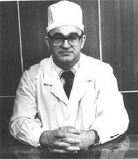 Профессор Матвейков Григорий Павлович