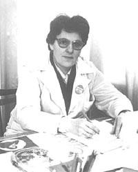 Профессор Пшоник Сусанна Семеновна