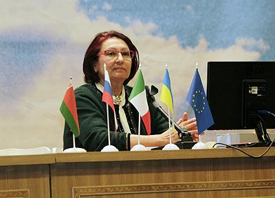 Профессор Л.Н.Дедова
