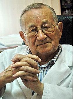 Профессор Георгий Иванович Сидоренко