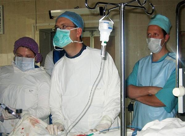 Мастер-класс инвазивного кардиолога, профессора Патрика Тиффи