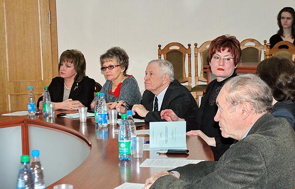 Заседание совета по защите диссертаций