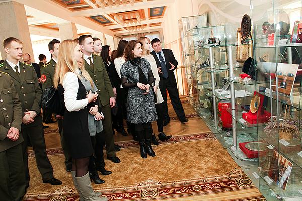 Выставка в здании Национального собрания Республики Беларусь не оставила равнодушных