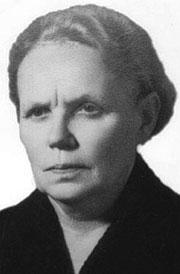 Нина Ефимовна Глушакова