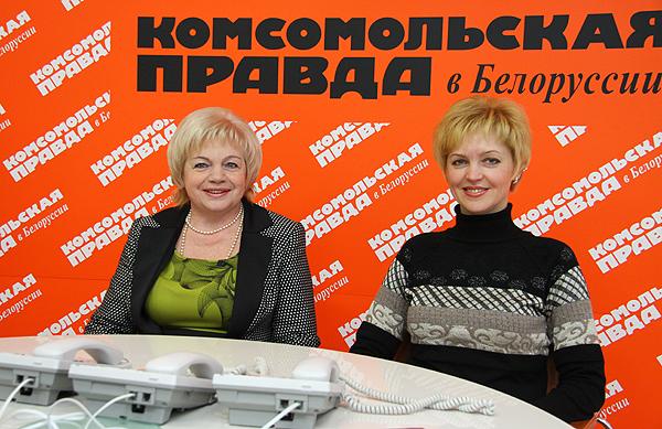 Профессор Терехова Т.Н. и доцент Шаковец Н.В. отвечают на вопросы читателей