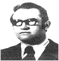 Доцент Шпилевский Эдуард Михайлович (заведующий кафедрой в 1982-1985)