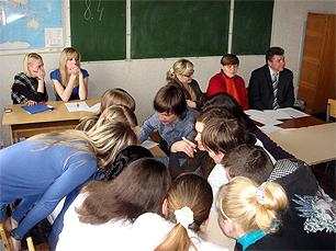 Брейн-ринг «Стоматологи-интеллектуалы» (организатор – ст. куратор Костюшкина О.М.)