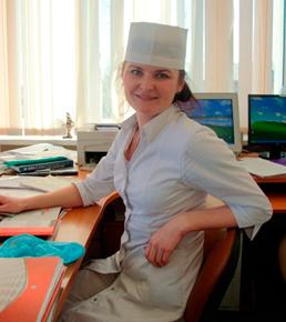 Ответственная за научно-исследовательскую работу: ассистент Загурская М.С.