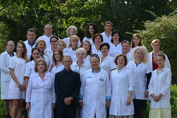 Кафедра общей стоматологии