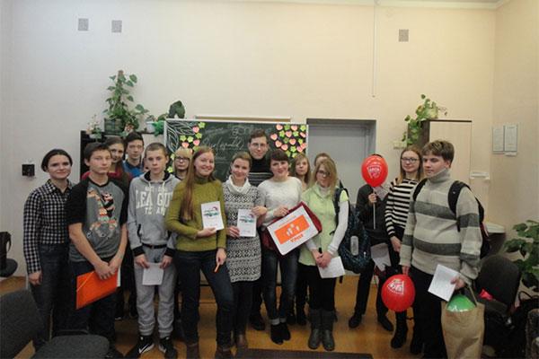 московское волонтерство учащихся