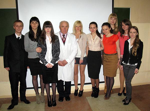 Участники научной конфернции