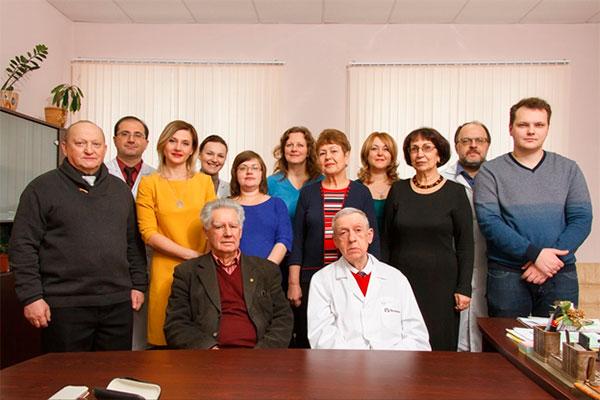 Сотрудники кафедры патологической анатомии