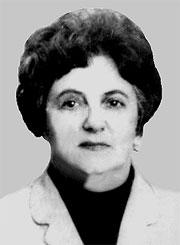 Леонова Елена Васильевна