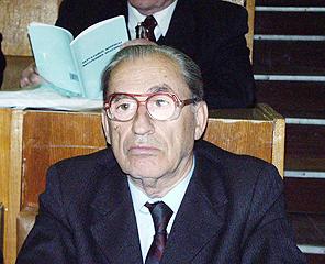 Профессор Данилов Иван Петрович.