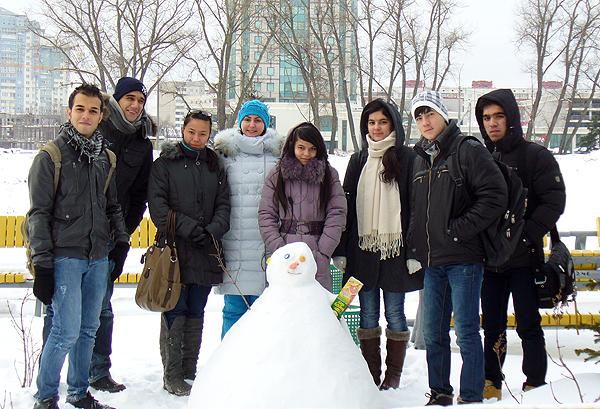 знакомство с иностранными семьями для дружбы