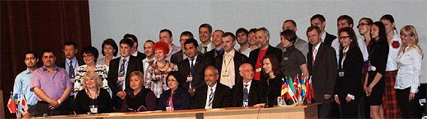 Участники V Международного конгресса «Стоматологическая имплантация. Остеоинтеграция»