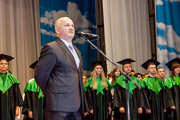 Ректор Анатолий Викторович Сикорский
