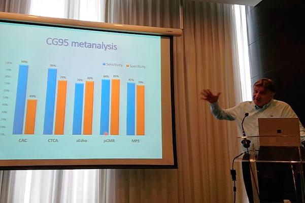 Профессор Ричард Андервуд, Лондон, Великобритания, о значимости неинвазивных методов диагностики ИБС