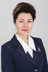 Заведующий кафедрой белорусского и русского языков Татьяна Николаевна Мельникова