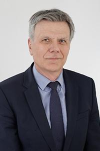Проректор по международным связям Василий Васильевич Руденок