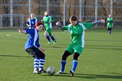 Футбол (женщины и мужчины)
