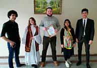 Эстрадное объединение иностранных учащихся