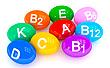 Значение витаминов и минералов для здоровья человека