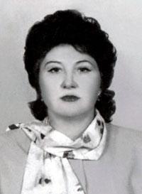 Дробышевская Инесса Михайловна