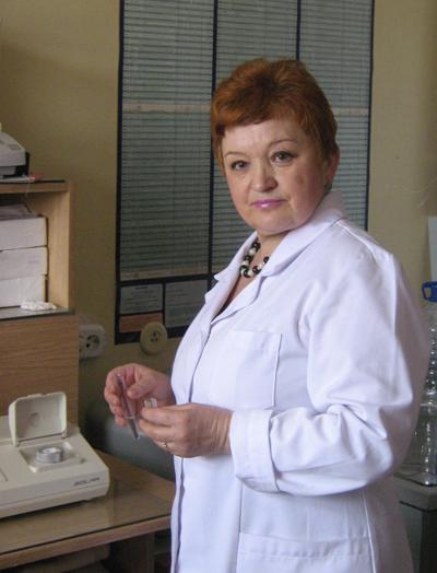 Алёшина Людмила Ильнична