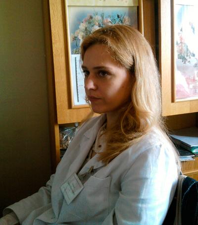 Рябцева Татьяна Владимировна, младший научный сотрудник