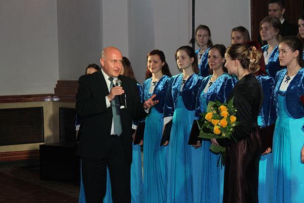 Сценарий концерта русских песен